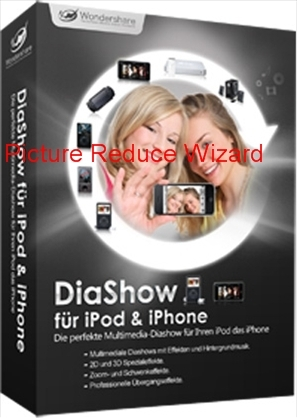 Wondershare DiaShow f?Pod & iPhone (Deutsch)
