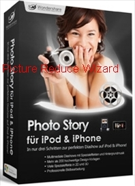 Wondershare Photo Story f?Pod&iPhone (Deutsch)