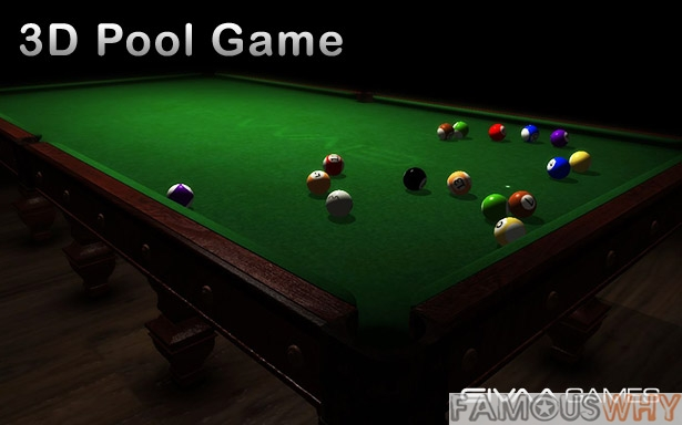 pool game play