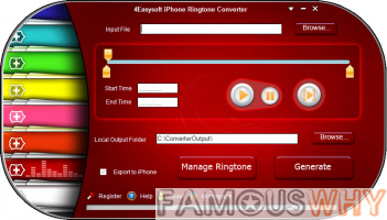 4Easysoft iPhone Ringtone Converter 3.1.12