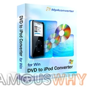 4Media DVD to iPod Converter 4.0.74.0605