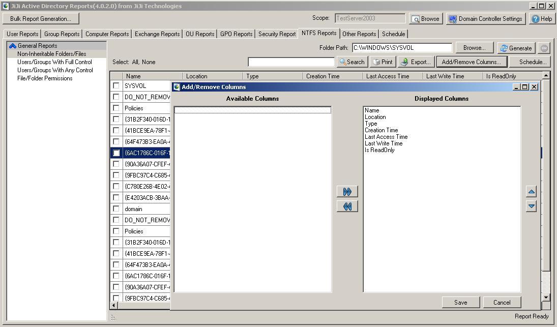 JiJi Active Directory Reports 4.0.3.1