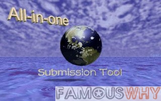 All-in-One Search Engine Submission Software