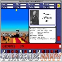 American Hangman - Presidents and States (Mac)