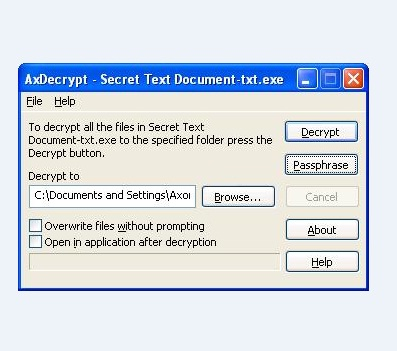 AxCrypt 1.7.2976