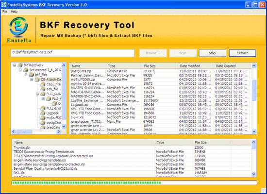 BKF Recovery Tool 1.0