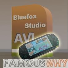 Bluefox AVI to PSP Converter
