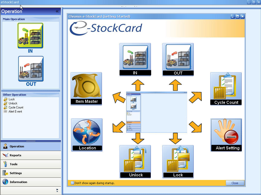 Chronos eStockCard Free Edition 2.1.7