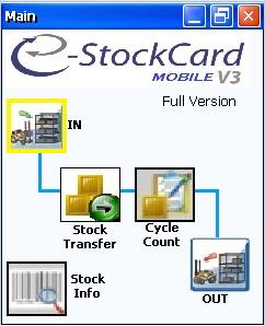 Chronos eStockCard v3 Mobile Edition 3.3.0