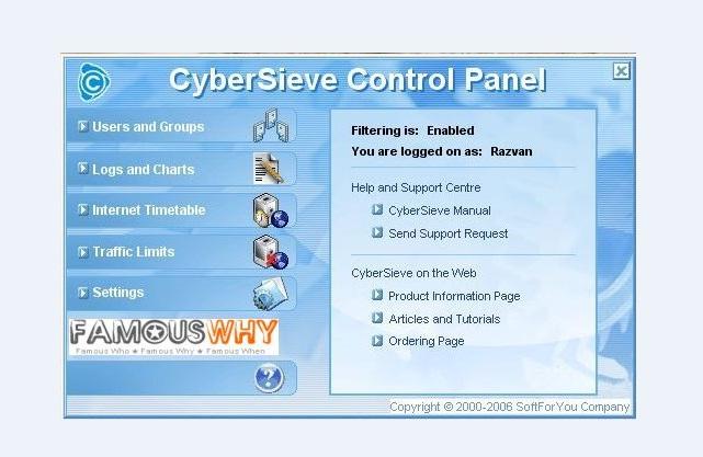 CyberSieve  2.9.4