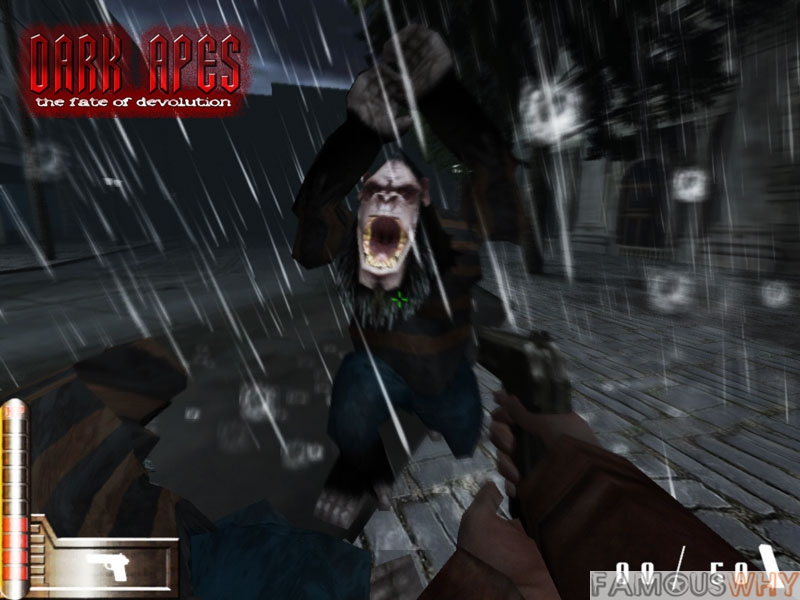 Dark Apes - Fate of Devolution