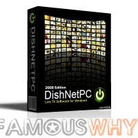 DishNetPC TV Software Package