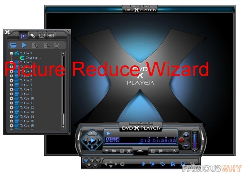 DVD X Player Professional - Region-Free DVD Player