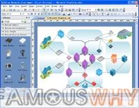 EDraw Network Diagrammer 6.8