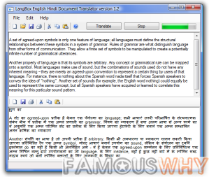 how to translate a windows program