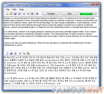 how to change windows from korean to english