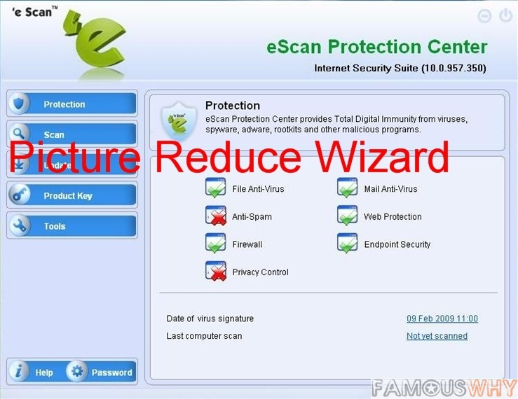 eScan Internet Security Suite 3 Users 1 Year