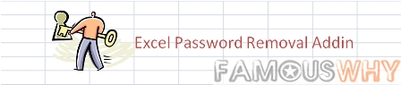 Excel Password Removal Addin
