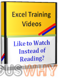 Excel Training - Video Series