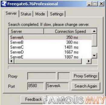 Freegate 6.80