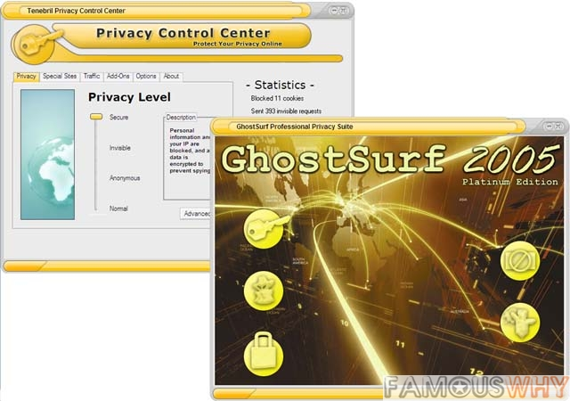 GhostSurf Platinum