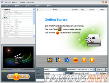 iMacsoft Apple TV Video Converter 2.0.7.0908