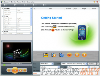 iMacsoft Mobile Phone Video Converter 2.0.7.0902