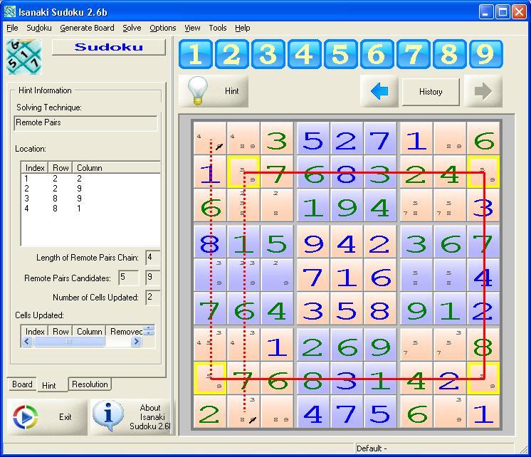 Isanaki Sudoku 2.6b