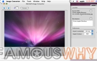 iWinSoft Image Converter for Mac