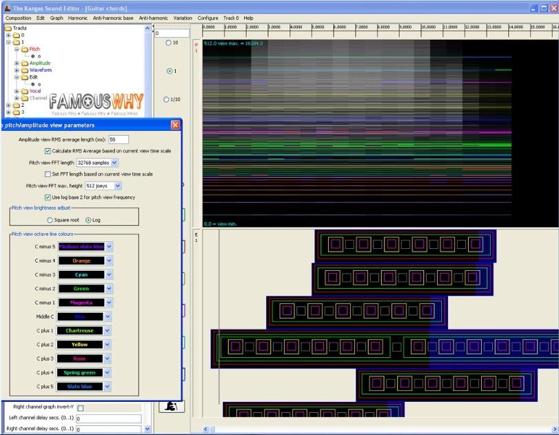 Kangas Sound Editor - Kanga Sound  3.1.0