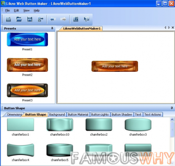 Likno Web Button Maker 2.0.162