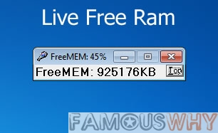 Click to view LiveFreeRam screenshots