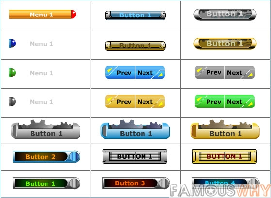 Mechanics Buttons