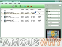 MediaVideoConverter PSP Converter 3.0.2.0306