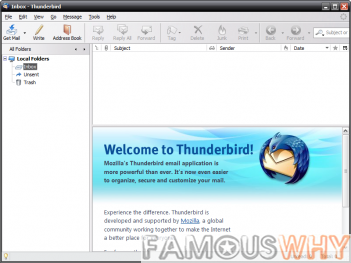 Mozilla Thunderbird Portable Edition 3.0 / 2.0.0.23