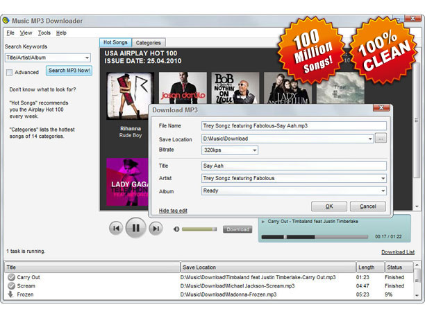 Music MP3 Downloader  5.2.8.8
