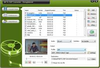 Oposoft All To 3GP Converter 7.1