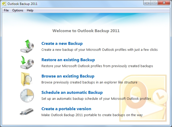 Outlook Backup 2011 1.0.3.15
