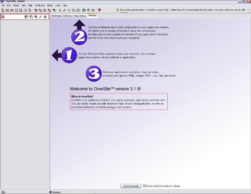 OverSite  4.0.3