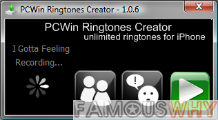 PCWin Ringtones Creator for iPhone 1.0.6
