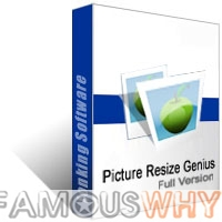 Picture Resize Genius Business License