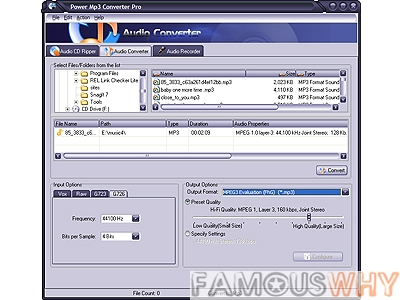 Power MP3 Converter Pro 1.0.1.560