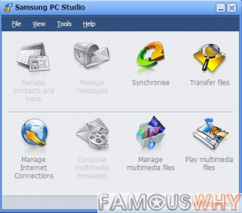 Download Samsung PC Studio, Samsung PC Studio 3.2.0 GJ4 Download