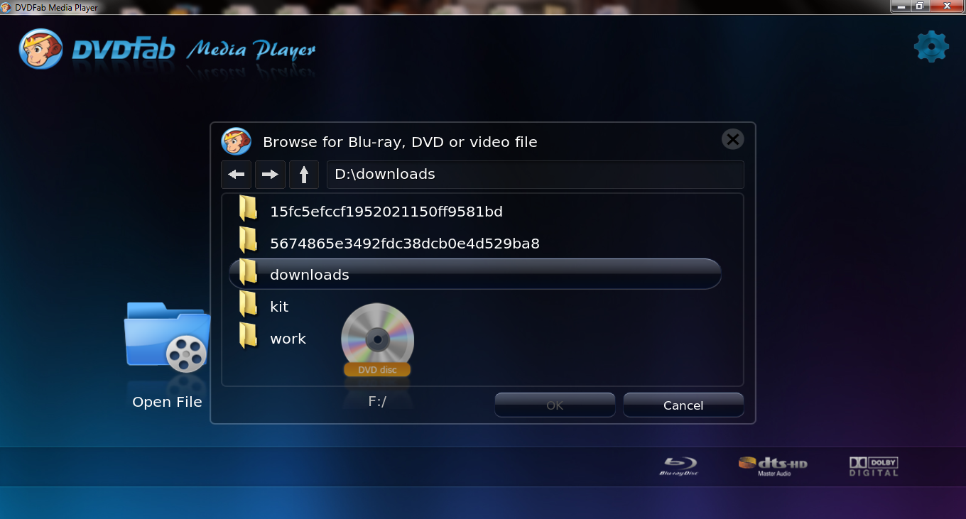 DVDFab Media Player 1.0.2.9 (01/11/2012)