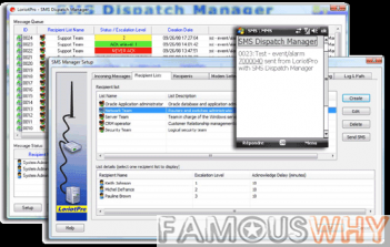 SMS Dispatch Manager 5
