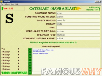 Tams11 Cateblast 1.0.0.0