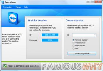 TeamViewer Portable  6.0.10462