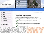 Turnkey Site - FAQ Contact Service Site