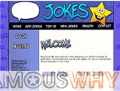 Turnkey Site - Jokes Site