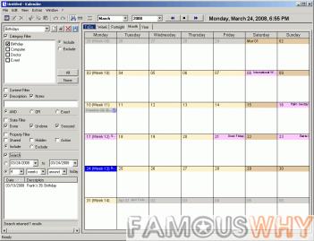 UK Kalender 2.3.2
